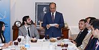 TUSU- Birleşik Krallık Türk Öğrenci Birliğinden Londrada iftar
