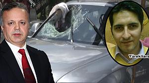 Ünlü iş adamı İsmail Gülle kaza yaptı