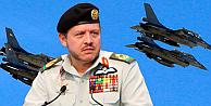 Ürdün, IŞİD'i hedef alan hava saldırılarına başladı
