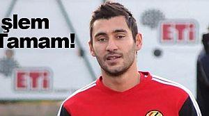 Veysel Sarı resmen Galatasaray'da!