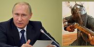 Vladimir Putine Türk Zırhı Koruması