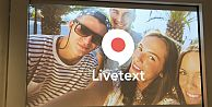 Whatsappa yeni rakip: Livetext!