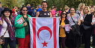 Windsor Maratonuna katılan Okan Baysana destek
