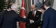 Yalçın Akdoğan, silah bırakma çağrısı için konuştu