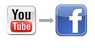 Youtube yerine Facebook