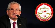 YSK Başkanı Güvenden kedili seçim yorumu