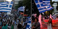 Yunanistanda halkın yüzde 61i referandumda hayır dedi