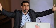 Yunanistanda Syriza lideri Çiprasın tarihi zaferi