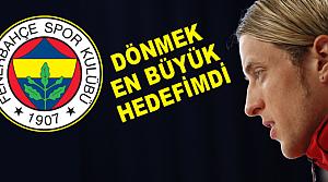 Ziegler: Fenerbahçe'de olmaktan çok mutluyum