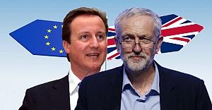 İngiltere'de AB referandumu bıçak sırtında