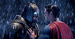 'Batman v Superman' THY uçuşlarında