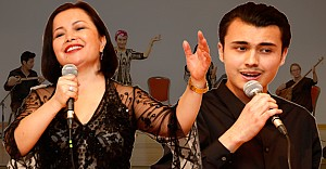 Londra Üniversitesi'nde Asya müzik ziyafeti