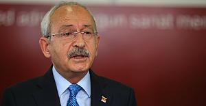 CHP lideri Kılıçdaroğlu'ndan HDP'ye eleştiri!