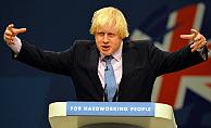 Boris Johnson, Halep'in düşmesi hakkında konuştu