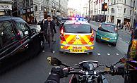 bLondra#039;da aracını çalışır halde bırakan sürücüye ceza/b