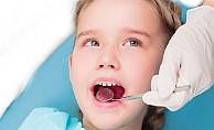 Çocuklarda diş hekimi fobisine son