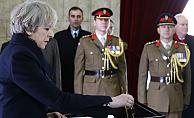 İngiltere Başbakanı Ankara'da temaslarda bulunuyor
