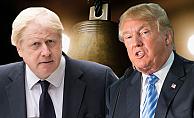 İngiltere'nin Trump yönetimi ile ilk teması