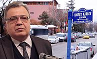 Karlov'un adı, Büyükelçiliğin sokağında yaşayacak