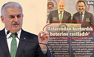 Kırım Tatarları Başbakan'dan özür bekliyor