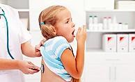 Kış aylarında çocuklarda bronşite dikkat!