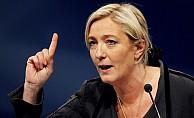 Le Pen'den AB çıkışı