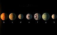 NASA 7 yeni gezegen keşfetti