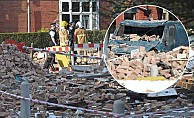 İngiltere'de büyük patlama, çok sayıda yaralı var!