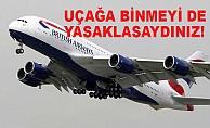 bİngiltere, Türkiye uçuşlarında yasak getirdi!/b