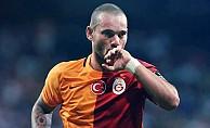 Sneijder'dan son dakika Türkiye açıklaması