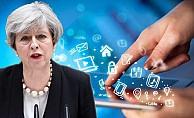 Theresa May, internete 'terör' sansürü istedi
