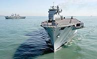 İngiltere, o bölgeye iki uçak gemisi gönderecek