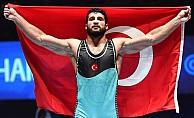 Dünya Şampiyonu Metehan Başar'dan ilk açıklama