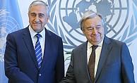 Akıncı'dan BM'ye: İzolasyonları Kaldırın!