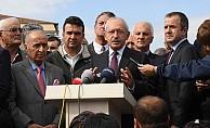 Baykal'ı hastanede ziyaret eden Kılıçdaroğlu'ndan açıklama