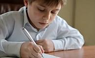 Çocuğunuz yazamıyorsa dikkat edin