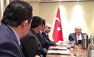 Başbakan Yıldırım, UETD UK Yöneticilerini Kabul Etti