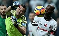 Beşiktaş, Akhisar karşısında fırsatı değerlendiremedi