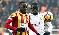 Yeni Malatyaspor, Galatasaray'ı puansız gönderdi