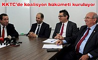 Koalisyon Protokolü İmzalandı