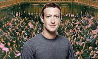 Facebook'un Patronu, İngiliz Parlamentosu'nda İfade Verecek