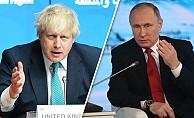 Zehirlenen Ajan Krizinde, Boris Johnson Doğrudan Putin'i Suçladı