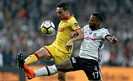 Beşiktaş, Göztepe maçında gol şov
