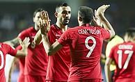 Hazırlık maçı, Türkiye: 2 - İran: 1