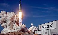 SpaceX 7 uydu fırlattı