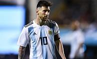 Messi'li Arjantin, ilk maçında İzlanda'ya diş geçiremedi