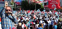 Başbakan Erdoğan Mardin'de konuştu