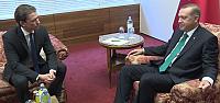 Başbakan Erdoğan o Bakanı kabul etti