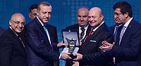 Erdoğan'dan Koç'lara buzları eriten 3 ödül!