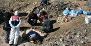 Dargeçit'teki kazılarda 4. cesede ulaşıldı
